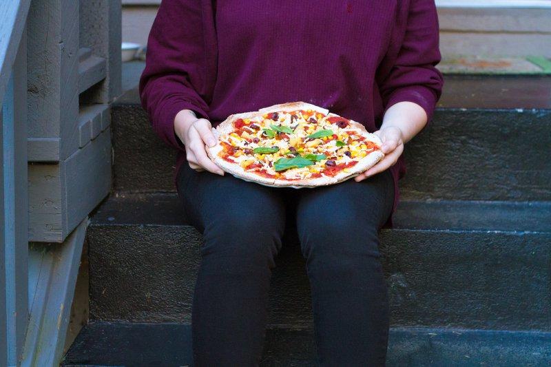 di thack pizza essen und dabei 600 kalorien sparen. Black Bedroom Furniture Sets. Home Design Ideas
